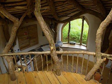 kitchen Top 5 construções com inspiração Hobbit