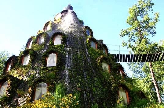 magic mountain hotel hobbit chile patagonia the flying tortoise Top 5 construções com inspiração Hobbit
