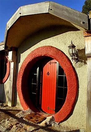 nz hobbit hotel4 Top 5 construções com inspiração Hobbit