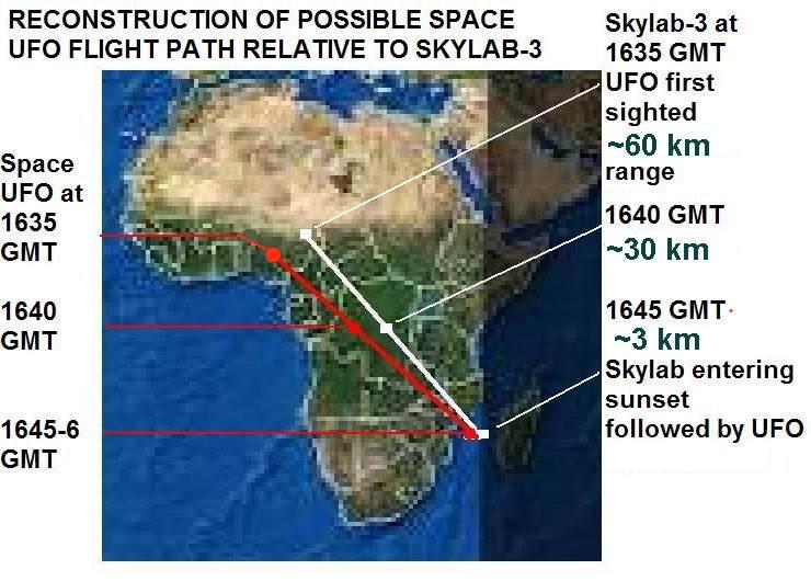 skyufotrack2 O mistério do satélite vermelho