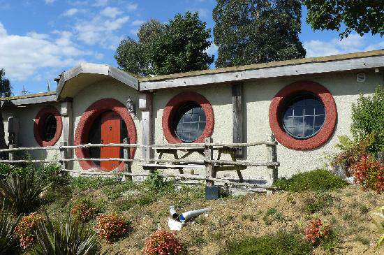 woodlyn park motel hobbit Top 5 construções com inspiração Hobbit