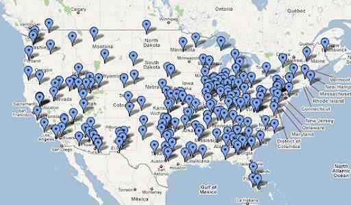 FEMACampsGoogleMap5 A revolta dos subníveis