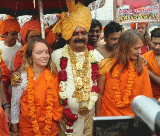 Golden-Baba-India