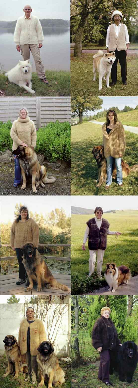 0438 pix casaco pelo cachorro 5 materiais incomuns para fazer roupas