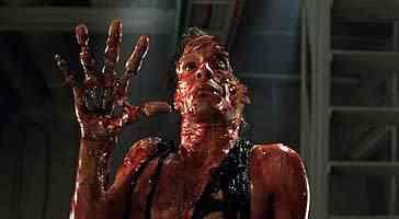 deep rising movie melting dissolving guy high five Top 20 derretimentos humanos do cinema