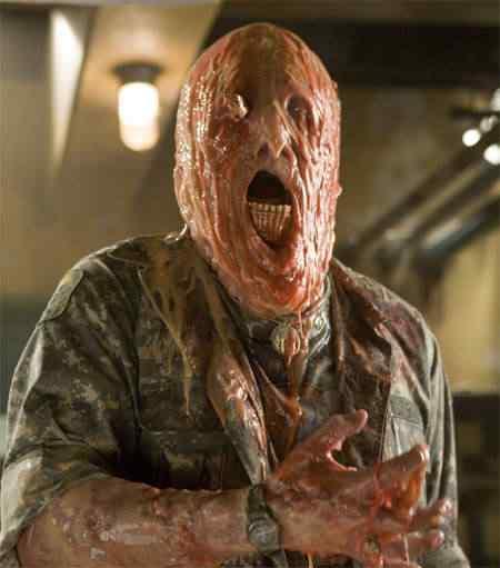 planet terror 4 1 Top 20 derretimentos humanos do cinema