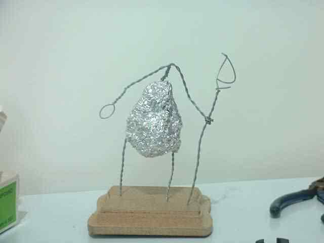 goblin papel aluminio O Goblin