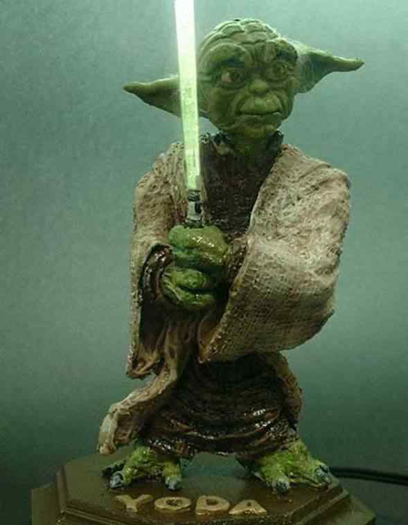 yoda clip image072 Criando o Yoda