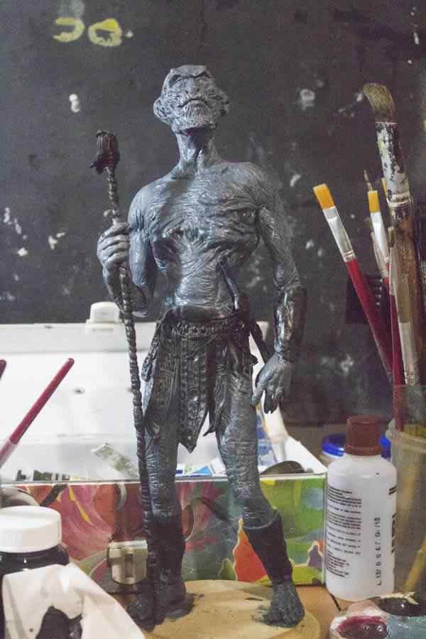 IMG 1603 White Walker     pintura e finalização