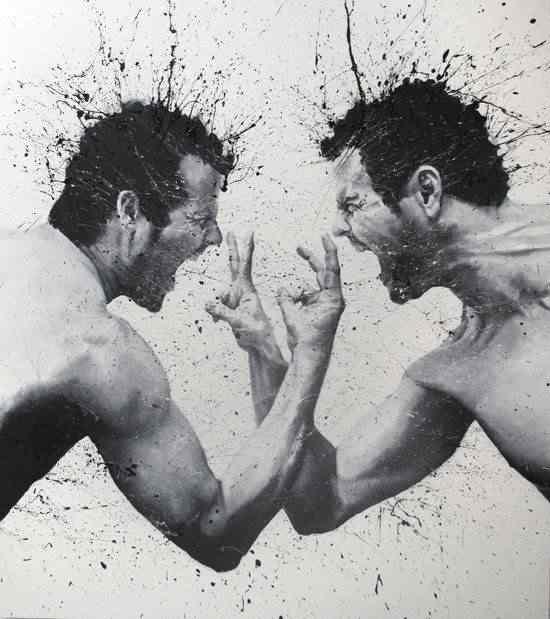 Paolo Trolio finger paintings Pintando com os dedos: Conheça a arte de Paolo Troilo