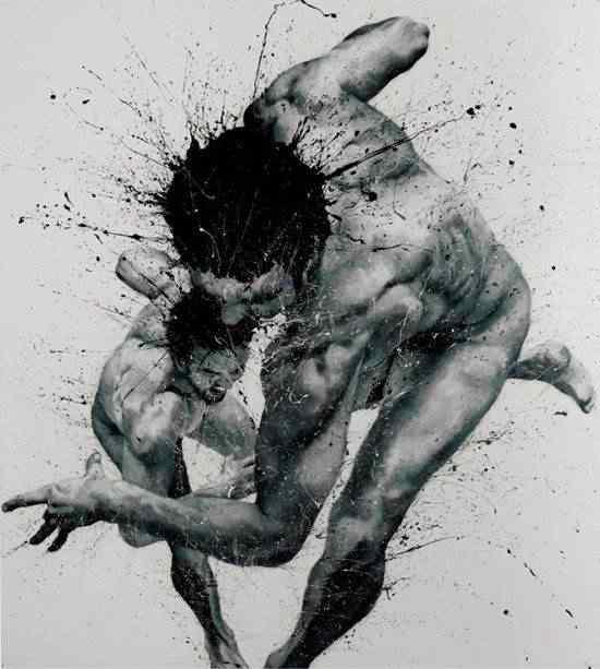 Paolo Trolio finger paintings6 Pintando com os dedos: Conheça a arte de Paolo Troilo