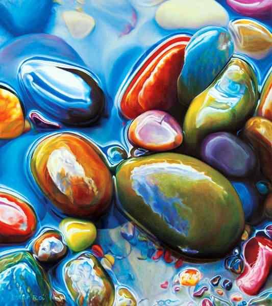 dsc 5367 100 Pedras coloridas