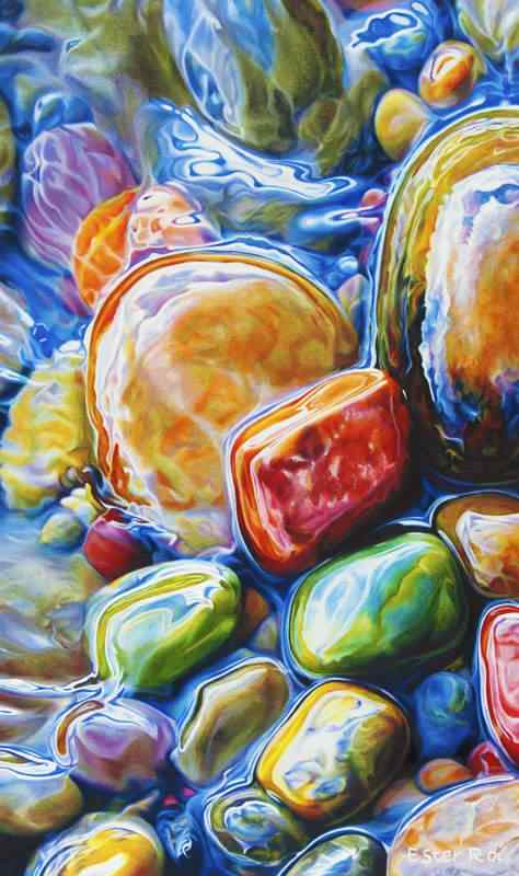 dsc 5389 100 Pedras coloridas