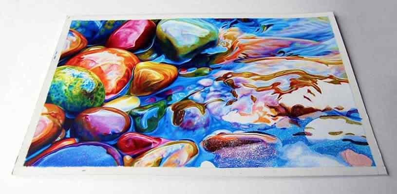 ester roi 06 Pedras coloridas