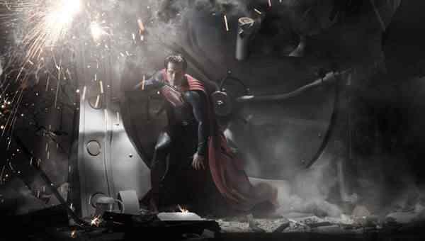 man of steel superman henry cavill 600 02 Homem de aço