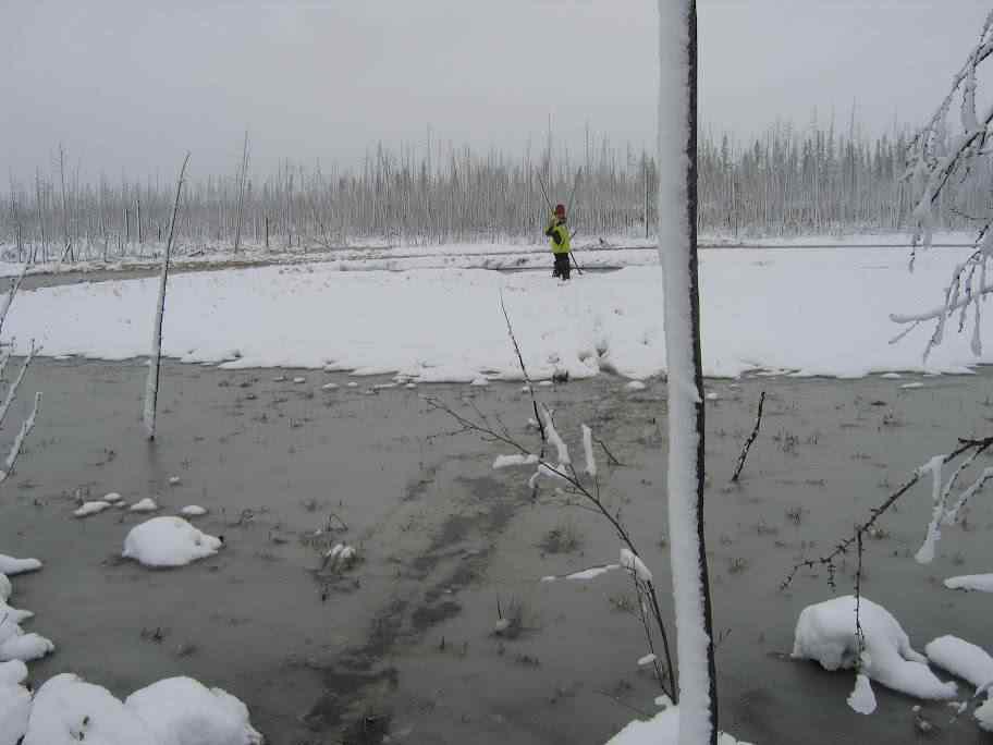 Foto Jirka Zítka 202 Os domos misteriosos enterrados no Vale da Morte, na Sibéria