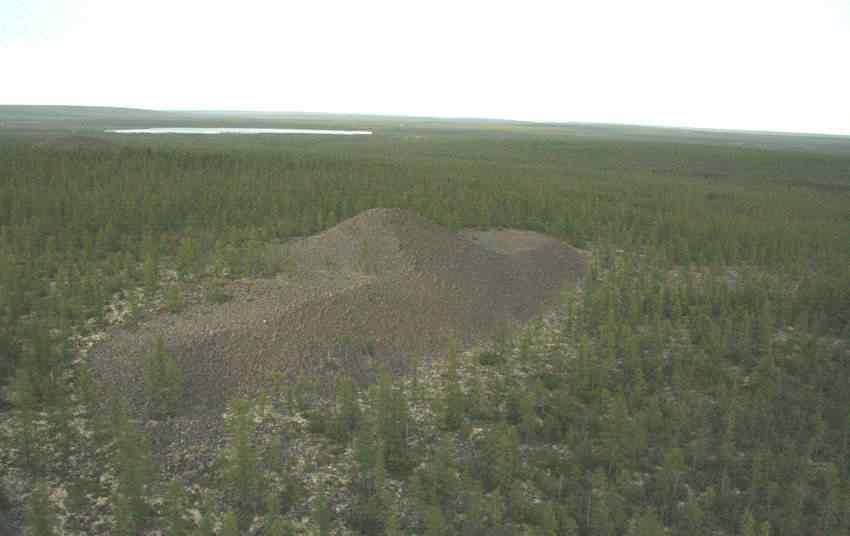 IMG 6293 Os domos misteriosos enterrados no Vale da Morte, na Sibéria