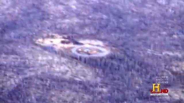 disco Os domos misteriosos enterrados no Vale da Morte, na Sibéria