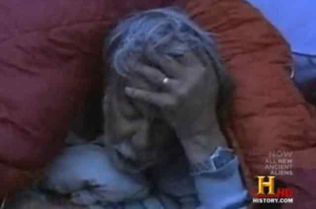doente Os domos misteriosos enterrados no Vale da Morte, na Sibéria