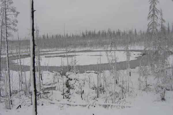 fortean times 5605 5 Os domos misteriosos enterrados no Vale da Morte, na Sibéria