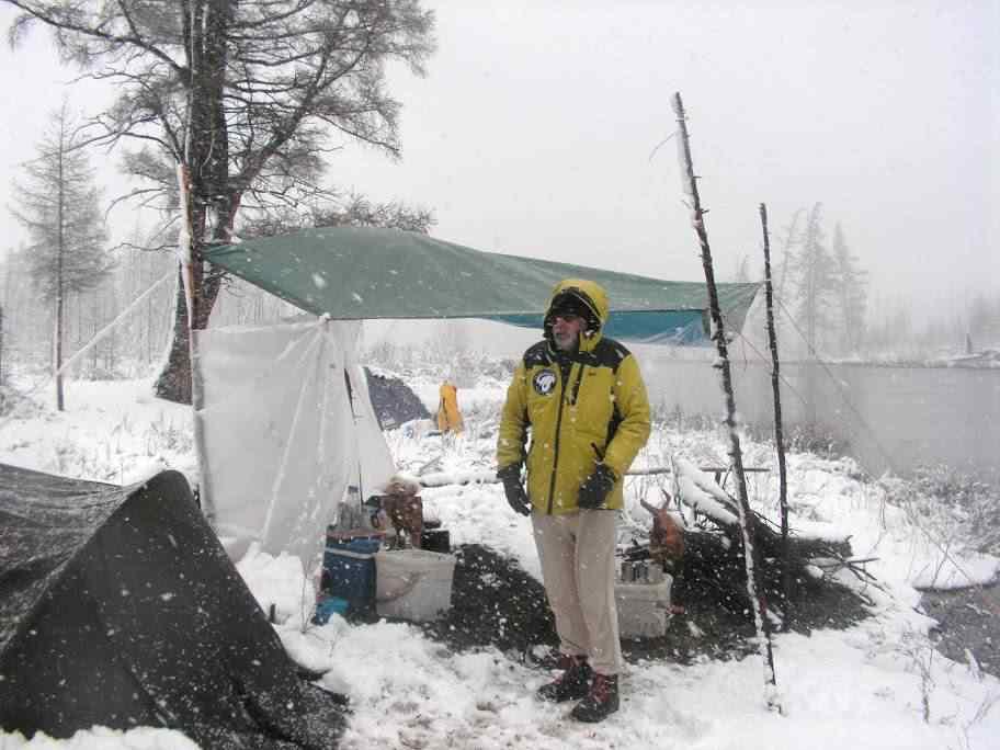 jakutsko 240 Os domos misteriosos enterrados no Vale da Morte, na Sibéria