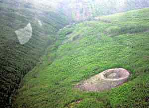 potam 01 Os domos misteriosos enterrados no Vale da Morte, na Sibéria