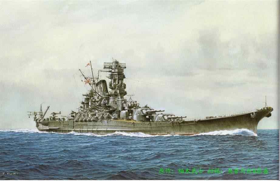 yamato Plastimodelismo: Construindo o Yamato