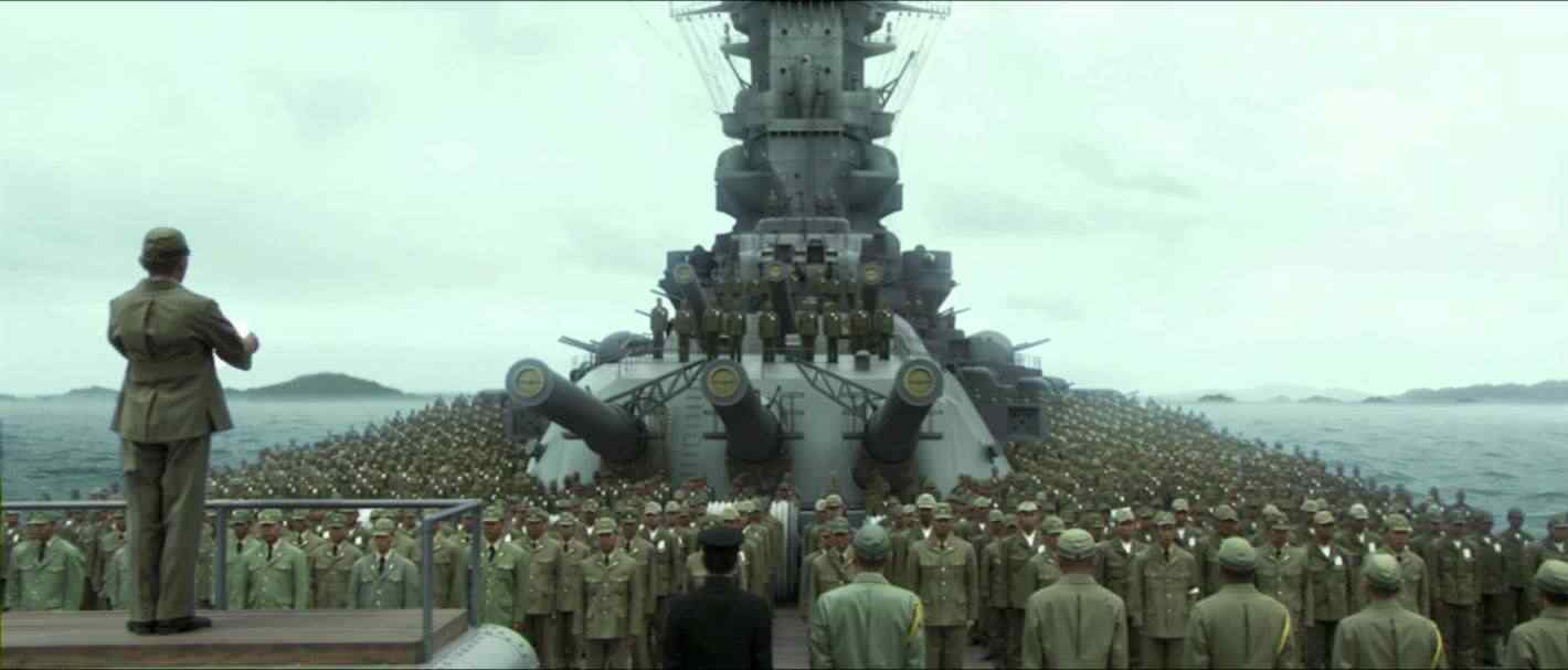 yamato16vb Plastimodelismo: Construindo o Yamato