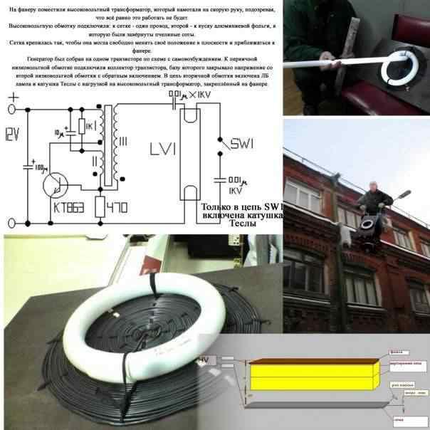 7xjx A incrível plataforma levitadora de Viktor Grebennikov