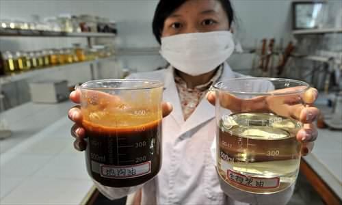 %name Comida feita no óleo de esgoto   Mais nojeira direto da China