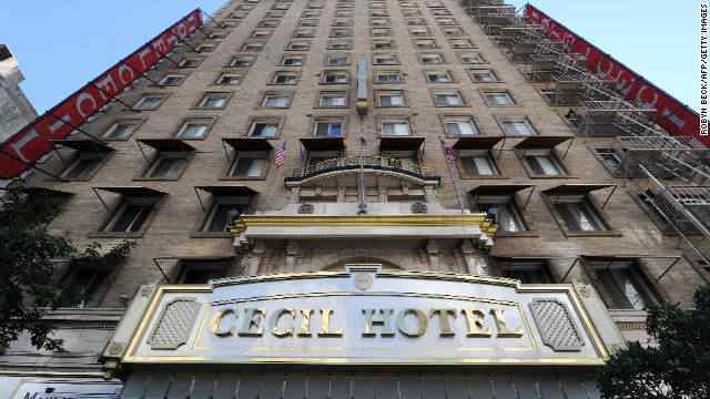 130221200919 cecil hotel front exterior story top A misteriosa morte de Elisa Lam