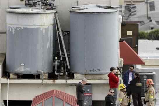 Cecil Hotel Water Tank A misteriosa morte de Elisa Lam