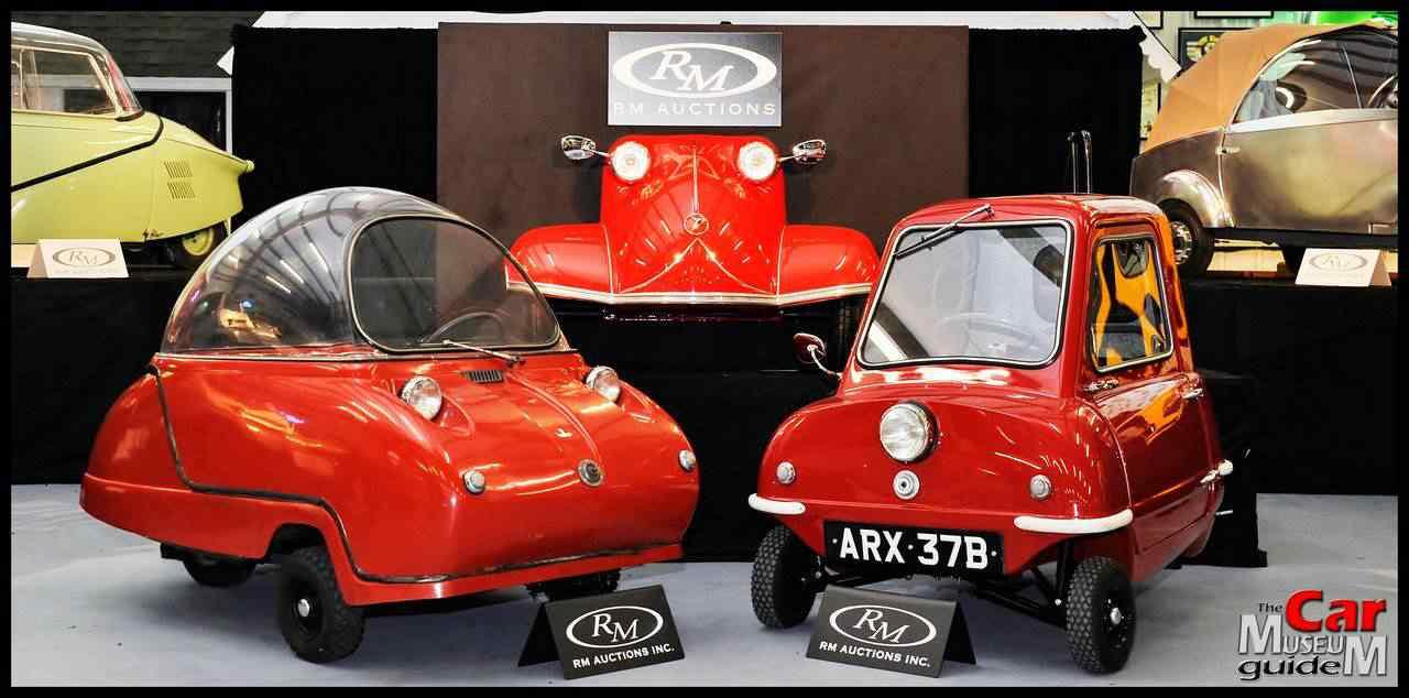 369132 original Peel 50   o menor carro do mundo