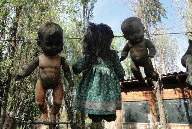 Mexico Doll Island 072563861441 650x439 MEDO: A tenebrosa ilha das bonecas