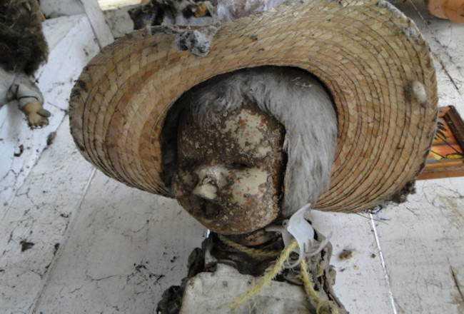 Mexico Doll Island 121633442744 1 650x440 MEDO: A tenebrosa ilha das bonecas