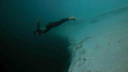 mergulho deans blue hole Mergulho no buraco azul