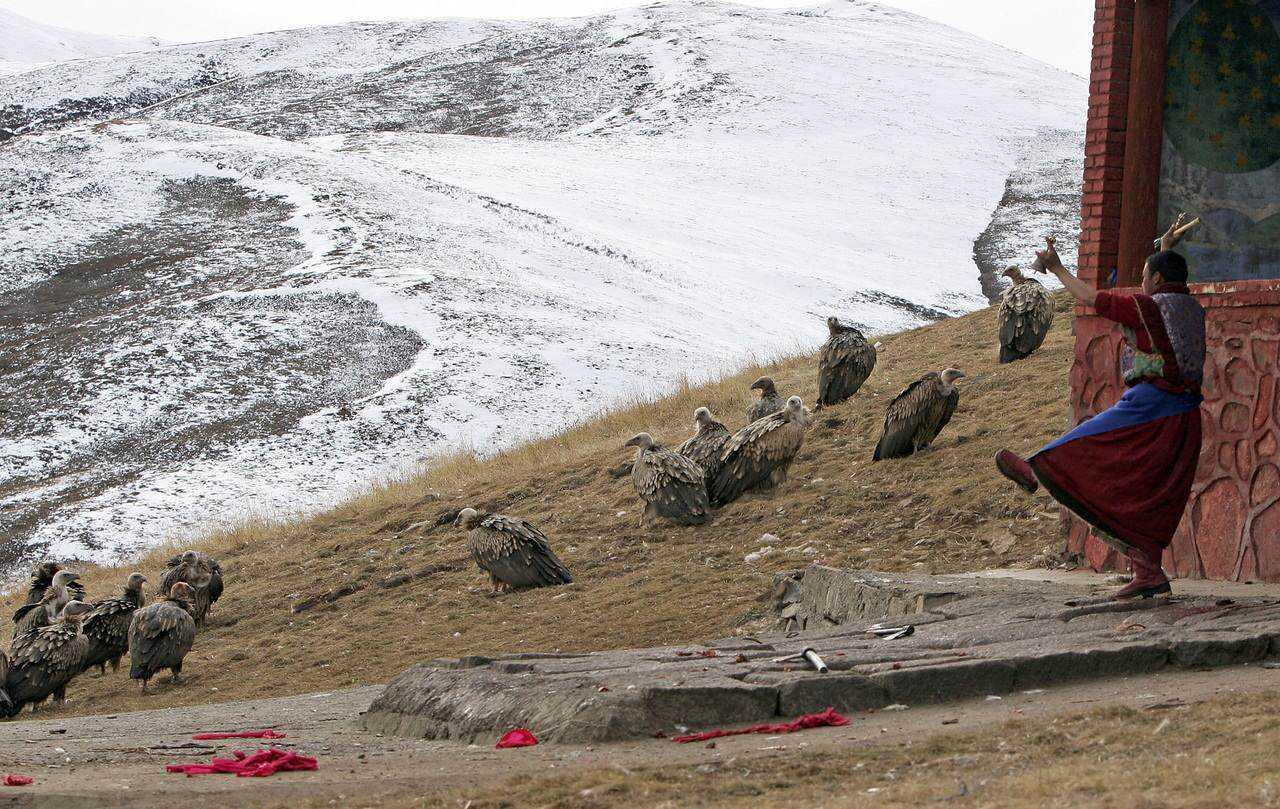0 ef772 965b880 orig Sepultamento celestial no Tibete (AVISO: não recomendado para pessoas impressionáveis)