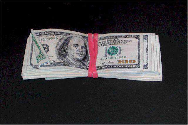 five thou1 O homem que descobriu como fazer dinheiro (literalmente)