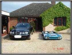 jag2 O carro mais rebaixado do mundo