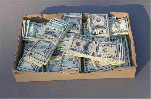 lunch money O homem que descobriu como fazer dinheiro (literalmente)