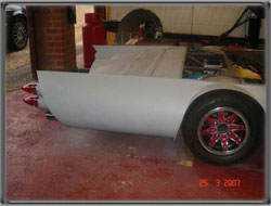 new 002 O carro mais rebaixado do mundo