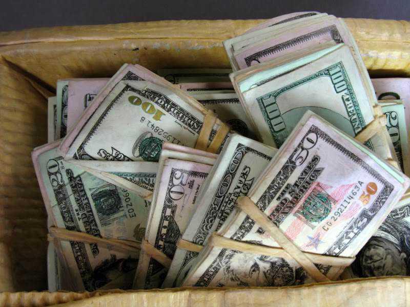 randall 8 O homem que descobriu como fazer dinheiro (literalmente)