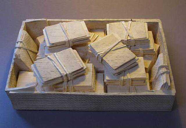 randall rosenthal wood sculpture 03 O homem que descobriu como fazer dinheiro (literalmente)
