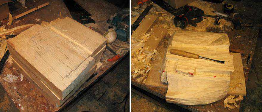 realistic wood sculptures box of cash randall rosenthal 3 O homem que descobriu como fazer dinheiro (literalmente)