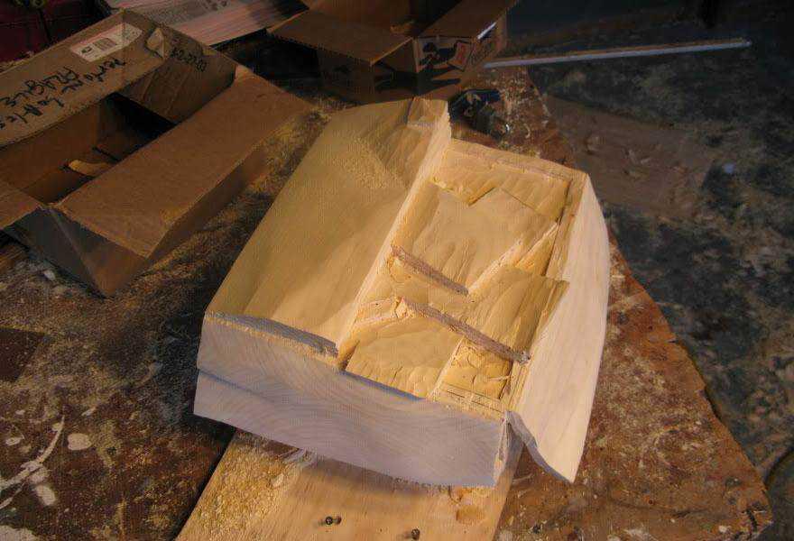 realistic wood sculptures box of cash randall rosenthal 4 O homem que descobriu como fazer dinheiro (literalmente)