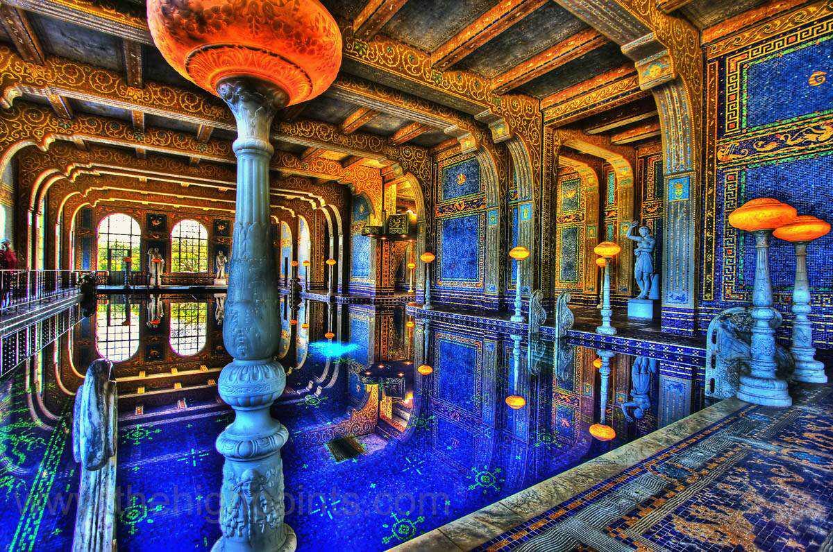 0 caf1b 609ed05e orig O incrível Castelo Hearst