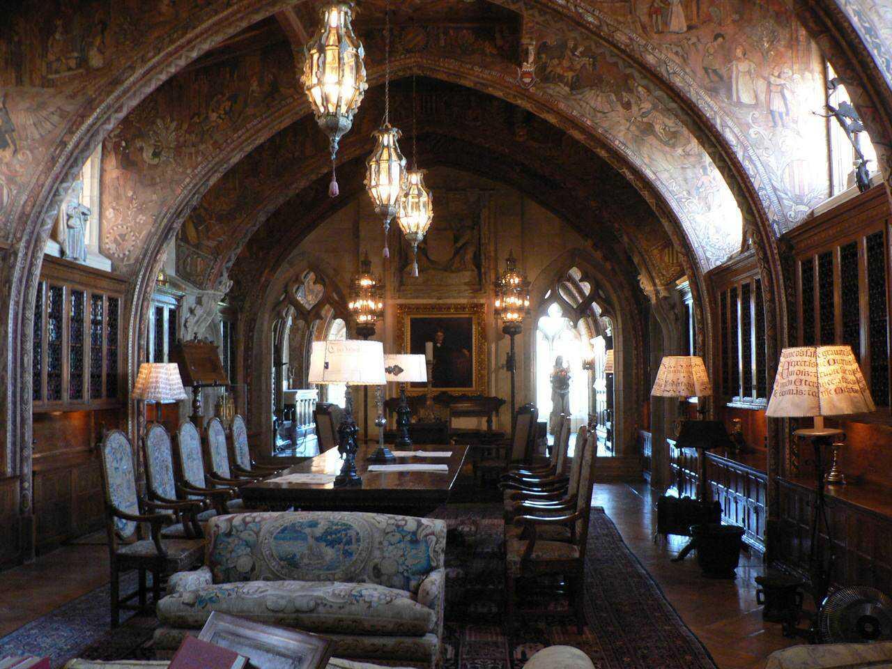 0 caf3c cf6e764e orig O incrível Castelo Hearst