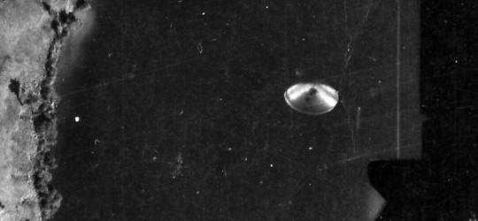 Cote Lake UFO photo ftr Aliens e Certezas nada absolutas