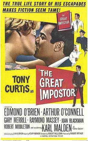 Great Imposter 1961 Embusteiros e usurpadores