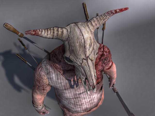 butcher 1 a Project Apocalipz : Atualização do game